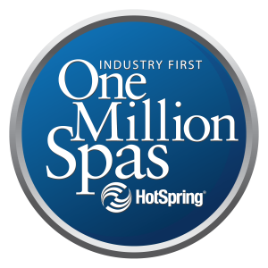 Hot Spring One Million Spas Logo