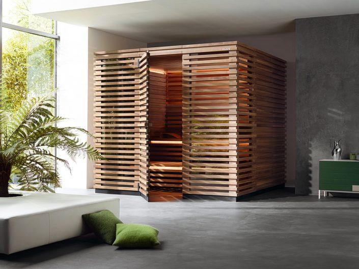 Sauna Matteo Thuin